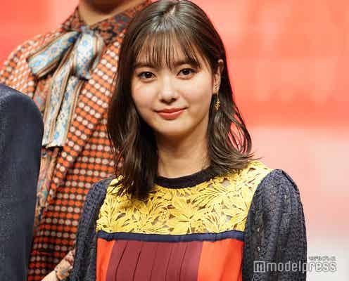 新川優愛、夫婦役共演を回顧「こんな素敵な方がダンナさんなんだな」<老後の資金がありません!>