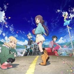 TVアニメ「ローリング☆ガールズ」、5月31日にニコニコ生放送での全話一挙放送が決定!