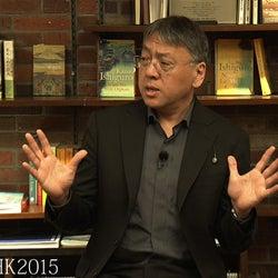 英ベストセラー作家カズオ・イシグロの特別講義が実現!NHKで放送決定