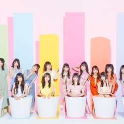 NMB48、10周年記念公式ブック発表 メンバー全員撮影&インタビュー<NMB48 10th Anniversary Book>