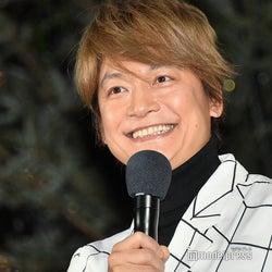 中居正広、テレビで「慎吾ちゃん」発言にファン感動