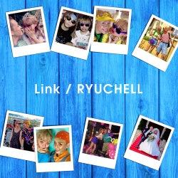 RYUCHELL「Link」ジャケットデザイン(提供写真)