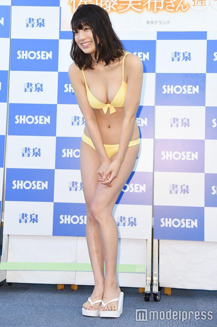 佐藤美希 (C)モデルプレス