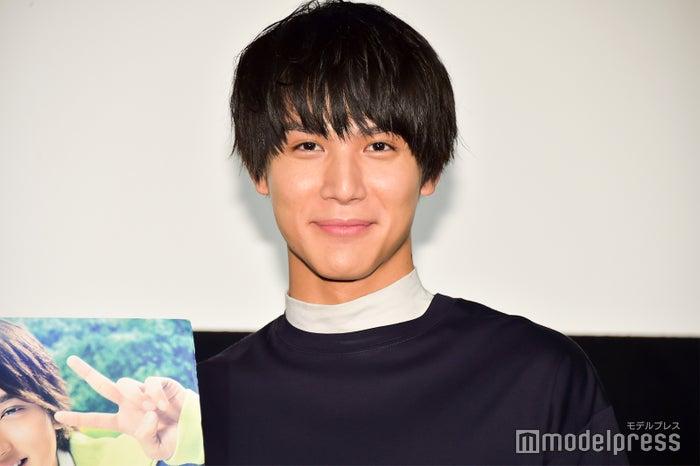 「虹色デイズ」トークイベントに出席した中川大志 (C)モデルプレス