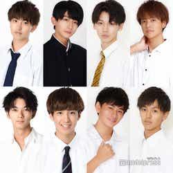 「男子高生ミスターコン2019」全国ファイナリスト12人