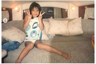NMB48白間美瑠「セクシーショット笑」幼少期のバスタオル姿に反響