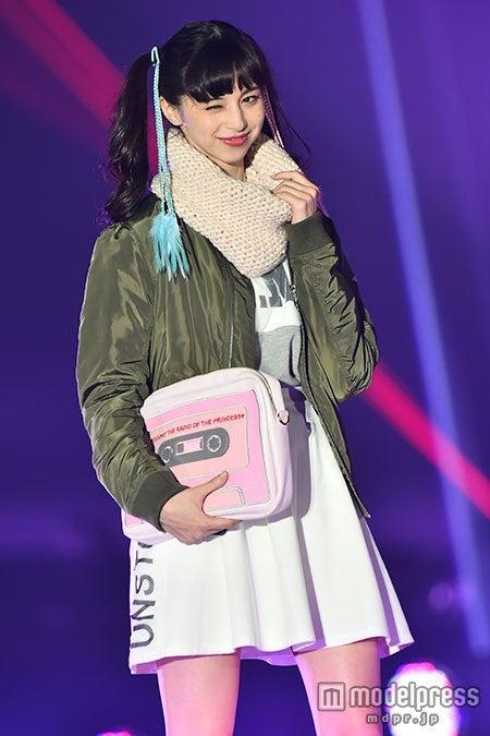 ファッション&音楽イベント「GirlsAward 2015 AUTUMN/WINTER」に出演した中条あやみ【モデルプレス抜け】