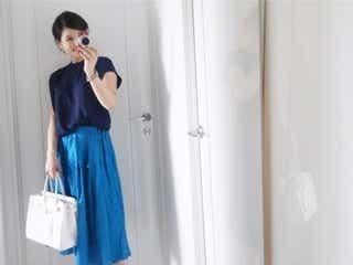 Tシャツを通勤服として活用したい! 大人女子の着回しスキルアップ講座★