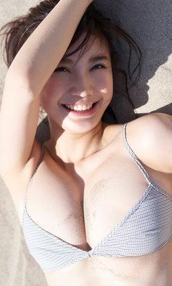 小倉優香(C)熊谷貫/週刊プレイボーイ