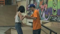 綾、貴之「TERRACE HOUSE OPENING NEW DOORS」32nd WEEK(C)フジテレビ/イースト・エンタテインメント