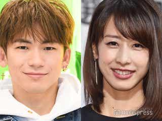 和田アキ子、加藤綾子と熱愛報道のEXILE NAOTOを絶賛 ジムでのストイックな一面明かす