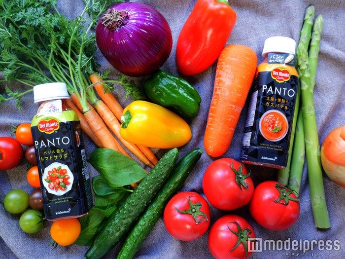 パン専用のトマト飲料「PANTO」(C)モデルプレス