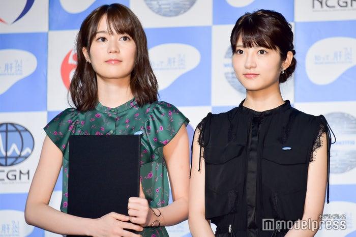 生田絵梨花、若月佑美 (C)モデルプレス