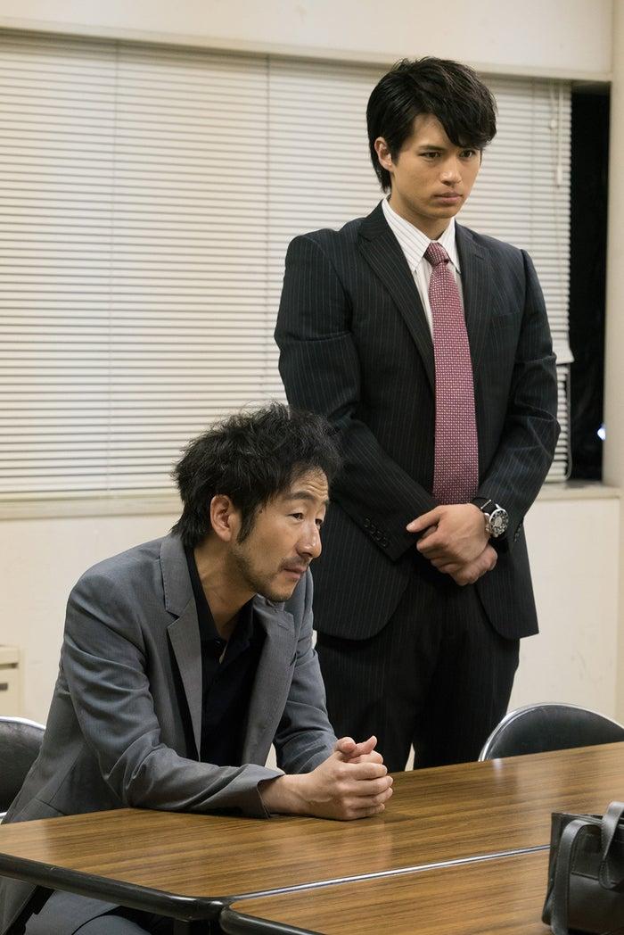 矢柴俊博、佐伯大地/日本テレビ系ドラマ「愛してたって、秘密はある。」より(画像提供:所属事務所)