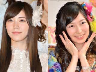 SKE48松井珠理奈、卒業の大矢真那への愛に感動広がる AKB48柏木由紀&渡辺麻友に重ねた思いとは