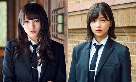 「TGC HIROSHIMA 2017 by TOKYO GIRLS COLLECTION」に出演する渡辺梨加、渡邉理佐 (提供写真)