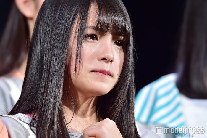 大園桃子/写真は公演『3人のプリンシパル』囲み取材にて (C)モデルプレス