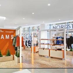 「ビームス」 ノードストローム北米8店とECでメンズ限定店をスタート