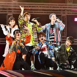 モデルプレス - AAA、ヘッドライナーで5万人と一体に V.I(from BIGBANG)・E-girls・三浦大知ら集結「a-nation」に熱狂