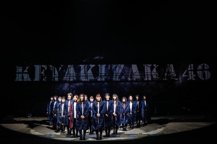 欅坂46「KEYAKIZAKA46 Live Online,but with YOU!」/撮影:上山陽介
