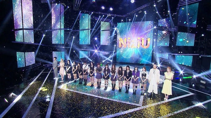 「Nizi Project」最終話場面写真(提供写真)