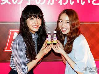 松井愛莉、鹿沼憂妃が女子の可愛いと元気を応援 女子力アップの秘訣とは?