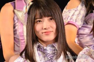 AKB48岡部麟、IZ*ONE本田仁美の活躍に「やばい」本音明かす<その雫は、未来へと繋がる虹になる。>