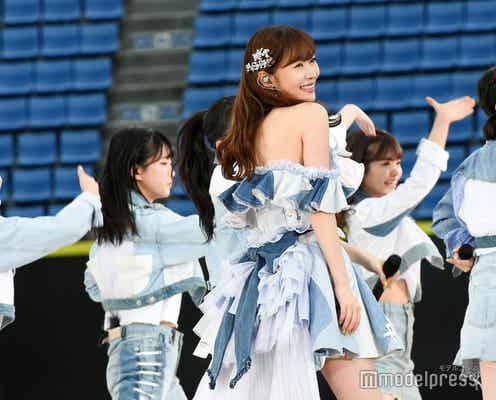 指原莉乃、卒業前日ステージでHKT48愛あらわに ミニ丈衣装でパフォーマンス<AKB48グループ春のLIVEフェス>