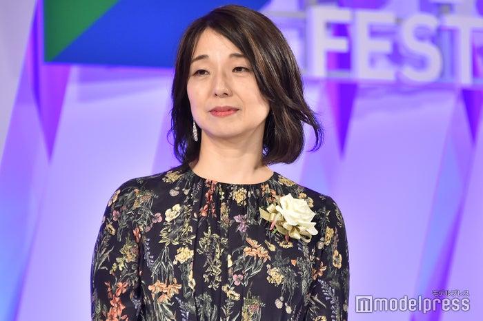 安達奈緒子(C)モデルプレス
