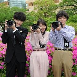 キスマイ玉森裕太、吉岡里帆&染谷将太の驚異的なカメラの腕前にビックリ