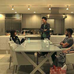理子、悠人、アーマン、美咲『TERRACE HOUSE BOYS & GIRLS IN THE CITY』31st WEEK(C)フジテレビ/イースト・エンタテインメント
