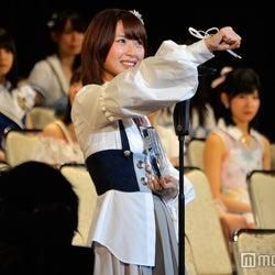SKE48高柳明音、速報から大ジャンプで選抜復帰<第9回AKB48選抜総選挙>
