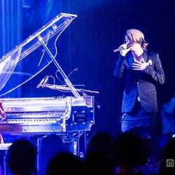 X JAPAN・YOSHIKI、GLAY・TERUとサプライズ共演&新たな宣言にファン熱狂