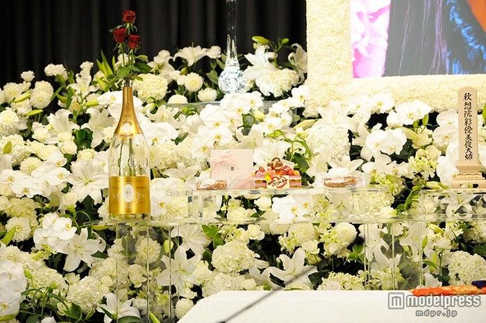葬儀・告別式の様子