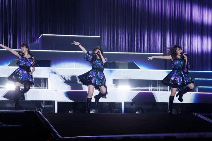 『モーニング娘。'19 コンサートツアー秋 ~KOKORO&KARADA~』千秋楽(提供写真)