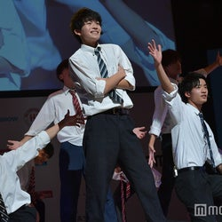 「男子高生ミスターコン2017」ダンス&ボーカル審査の様子 (C)モデルプレス
