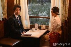 新井浩文、前田敦子「毒島ゆり子のせきらら日記」第2話・場面カット(C)TBS