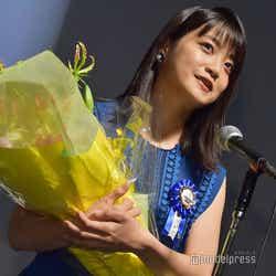 モデルプレス - 深川麻衣、映画初出演作で受賞「信じられないぐらい嬉しい気持ちでいっぱい」<第10回TAMA映画賞>