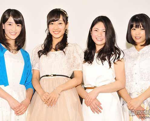 「Popteen」前田希美、ホラー現場で大はしゃぎ 共演者から「本当にS」と暴露