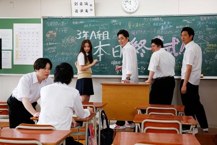 「べしゃり暮らし」第2話より(C)テレビ朝日