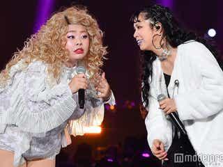渡辺直美のもとにAI駆けつける 「カンナさーん!」主題歌披露で会場を笑顔に<TGC2017A/W>