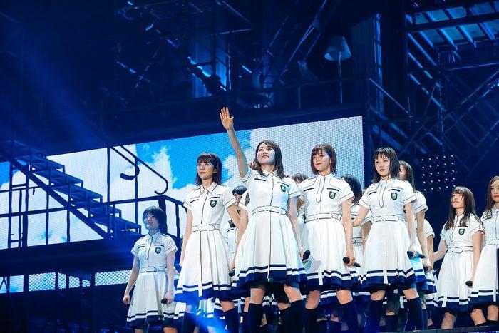 欅坂46 2周年記念ライブ「2nd YEAR ANNIVERSARY LIVE」(提供写真)