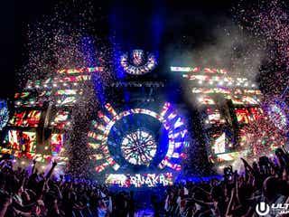 「ULTRA JAPAN」開幕 豪華DJ陣に4万人熱狂