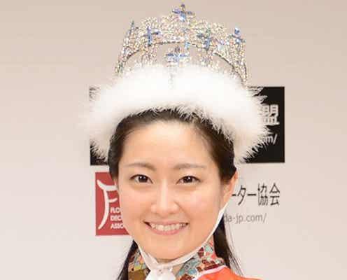 「2015ミス日本」元シンクロ日本代表がグランプリ 辛苦を乗り越え涙の栄冠