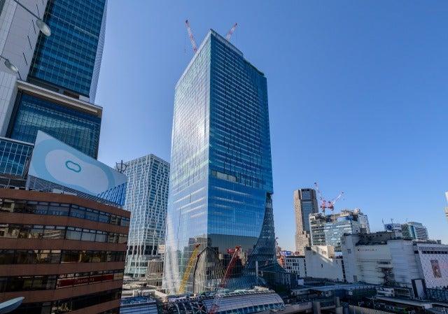 渋谷スクランブルスクエア/画像提供:東日本旅客鉄道株式会社