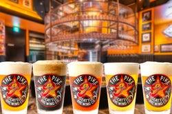 日本初上陸シアトル発ビールバー「ザ・パイク」中部空港の新スポットに出店