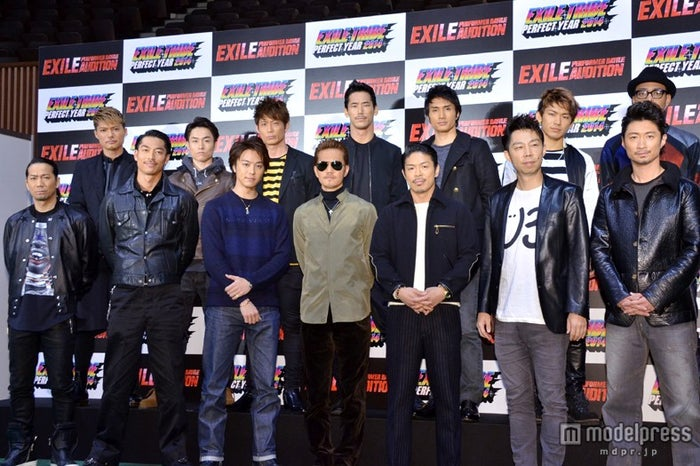 EXILE TRIBE総出演の新番組スタート/EXILE
