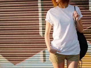 Tシャツをきれいに着たい!上半身引き締め「筋トレ」3STEP