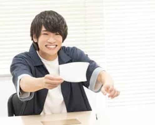 土田玲央がボールペン習字にチャレンジ!「字が奇麗になったらファンの皆さんにお手紙を!」