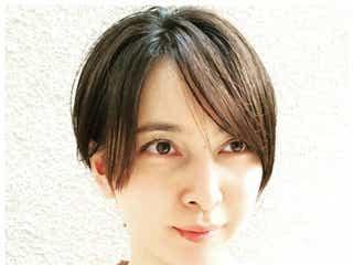 """加藤夏希、""""少年風ショート""""にイメチェンで「美少年すぎ」の声"""